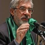 آقای موسوی، آیا همراه باحمله نظامی اسرایلید یا قهرمان و نجات بخش ایران؟