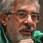 آقای موسوی گرامی، سال نو، سال تلاش و کوشش بیشتراست، نه سال صبر و استقامت