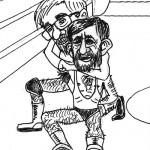 آقای موسوی بی خود و بی جهت اصرار می کند که احمدی نژاد این بچه معصوم ناقص الخلقه رای نیاورده