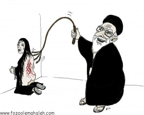 زن ستیزی ولی وقیح نشات گرفته از اسلام ناب محمدی
