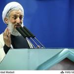 حجت الاسلام صدیقی، و احمدی نژاد برندگان مشترک جایزه نوبل زلزله شناسی درسال جاری