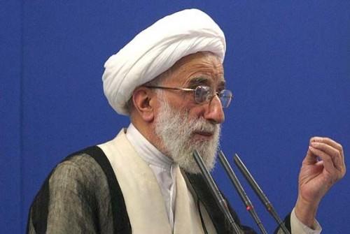 احمد جهنمی در حال زهرپاشی علیه ملت دربند ایران