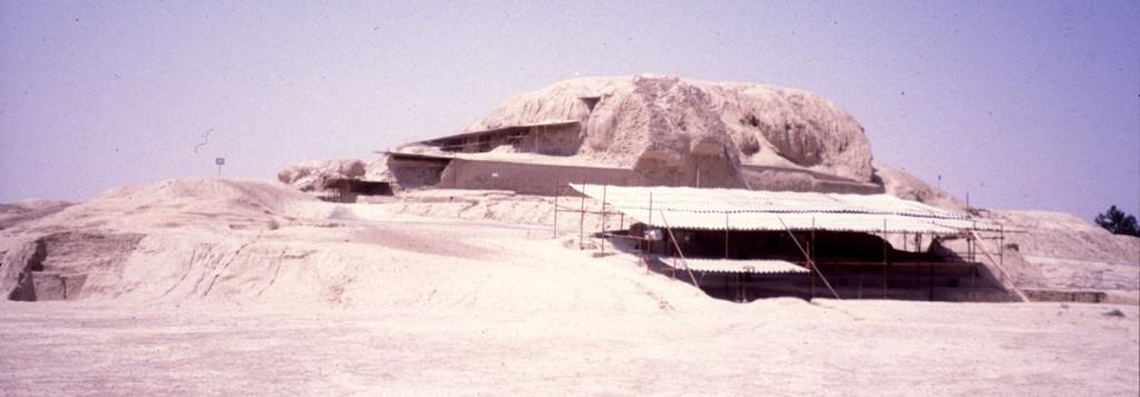 تپه ای در سیالک کاشان جایگاه یکی از نخستین تمدن های ایرانی در ۹۰۰۰ سال پیش