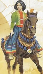شاهزاده پوران (به معنای بانوی زیبا) درمکانی به نام شیز در آذربایجان - از شاهزادگان خاندان ساسانی پیش از اسلام