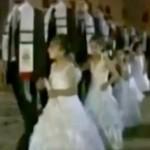 مژده به امت اسلامی،۴۵۰ عروسک ۶-۹ ساله درغزه به خانه بخت رفتند