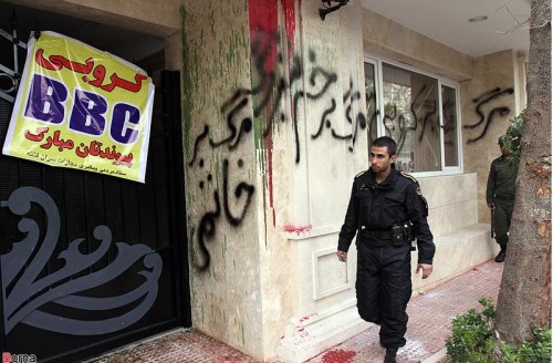 توطئه گران خارجی به دستور اسرائیل در حال آسیب رساندن به خانه کروبی