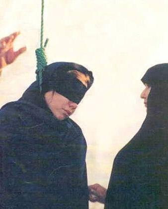بانویی بیگناه و بی پناه، اسیر در چنگال عدالت رژیم اسلامی