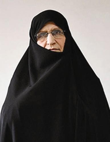 زهرا خانم دختر آقای خمینی (شاهزاده خانم دوران ما)