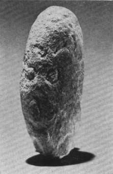 تندیسی از افغانستان (۱۵۰۰۰-۲۰۰۰۰ سال پیش)
