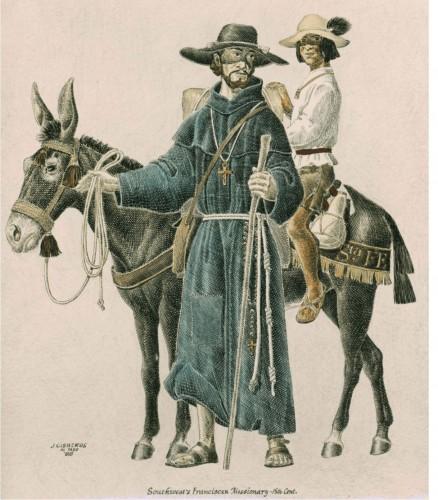 میسیون مذهبی روانه آمریکای جنوبی برای ایجاد خرافات و استثمار بیشتر