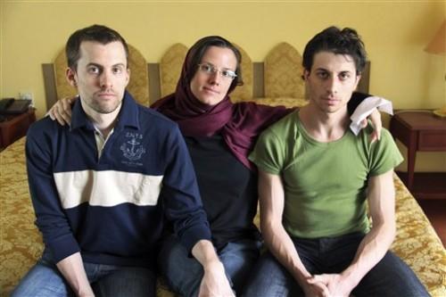 گروگان های گرفته شده در سال  پیش برای آزادی ۱۱ تروریست و جاسوس رژیم، و بازگرداددن پناهنده از آمریکا به ایران