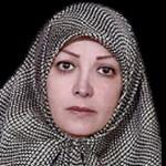 فاطمه میر ابوطالبی نماینده تازیان در کشورما، و همسر فرستاده رژیم کشتارگر به فرانسه