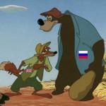 داستان روباه وخرس، استعمار بیگانه و استثمار خودی