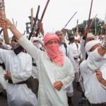 اسلام، دین کشت و کشتار، خون و شمشیر، تجاوز، شهوت رانی، زورگویی، بردگی، خاک سپاری و مرده پرستی است.