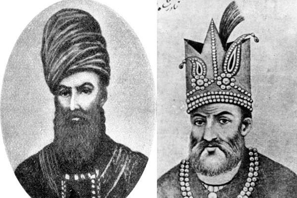 نادرشاه و کریم خان زند سلحشوران و رادمردانی که ایران را دوباره ساختند، و از چنگ گرگان رهایی بخشیدند. کریم خان که به راستی دموکرسی را پس از کورش کبیر در ایران پیاده کرد.