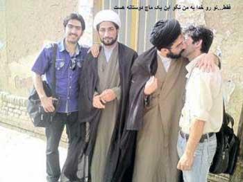 با آن که همجنس بازی در اسلام رواج داشته و آخوندها بیشتر در دوران طلبگی هم جنس بازند، و ما ایرادی از آنان نمی بینیم، آخر آخوندها خود همه کار می کنند ولی انتظار دارند مردم آن را انجام ندهند. دزدی می کنند، ولی دست دزد را هم می برند،