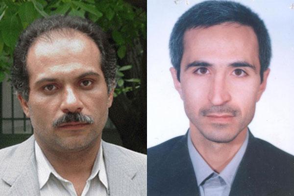 از راست به چپ، مجید شهریاری و مسعود علیمحمدی دو فیزیک دان، دو انسانی که سرمایه و اندوخته کشور به شمار می رفتند، این ها فدای جاه طلبی و خودکامگی آخوند شدند. چگونه سرمایه های کشور نیست و نابود می شود؟