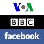 صدای آمریکا، بی بی سی، فیس بوک و بسیاری دیگر، زیر نفوذ رژیم ولایت وقیح