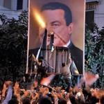 مردم مصر سرانجام از دیکتاتوری به تنگ آمدند، و به پاخاستند تا از شر آن راحت شده، و به آزادی و دموکراسی برسند.