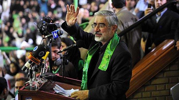 آقای موسوی با شال سبزرنگشان که خواسته اند ملتی را به این اسلام واپسگرا و دور از منطق همچنان وابسته نگاهدارند، شور وهیجان چند میلیون مردم را به سردی و نا امیدی گرایش داده، و به عنوان سال « صبر و استقامت»، مردم را به دنبال نخود سیاه فرستادند.