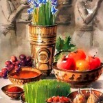 نوروز باستانی و سال نو فرخنده ایرانی به راستی تا چه اندازه با شکوه و تکان دهنده است. در زمانی که طبیعت از خواب چند ماهه بیدار می شود، و درختان پوششی نو در بر می کنند. ولی افسوس و هزار افسوس که هم میهنان ما یا در بند اهریمنند، و یا آواره پهنه گیتی. در هر حال، امید ما این است که امسال سال آزادی مردم و کشورمان باشد.