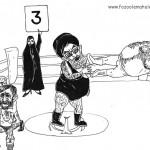 سیزده اسفند، دومین سالگرد تلاش «فضول محله» در راه آزادی ایران
