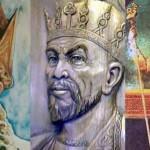 سه نفر از خردباختگان و ذوب شدگان اسلام که بلای جان مردم و این کشور بوده اند. فتحلی شاه قاجار که کشور را به باد داد، تیمور گورکانی (لنگ) که به کشتار مردم بیگناه پرداخت، و سلطان محمود غزنوی که مردم هندوستان را ۱۷ بار قتل ٰعام کرد.