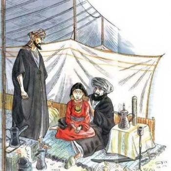 این هم نشانه تمدن و شعور در اسلام است. مردک دختر بچه خردسال خود را نمی توناگفت به همسری، بلکه برای رفع شهوت و روسپیگری در اختیار پیرمرد دیگری هم سن و سال خود قرار می دهد.