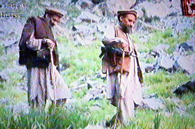 اوسما بن لادن و شریک جرمش ایمان الظواهری پس از ویران کردن، و سوزاندن برج دو قلوی مرکز بازرگانی نیویورک، و به قتل رساندن نزدیک به سه هزار انسان بیگناه، در کوهها و غارها پناه گرفتند.