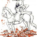 این اسلام واقعی است. اسلامی که برگرفته از قرآن است، محمد و جانشینانش آن را پیاده کردند. به گفته دیگر، اسلام دین خون و شمشیر است. از ۱۴۰۰ سال پیش تا کنون از سوی تازیان و نوکرانشان در ایران کشتار و خونریزی، و غارتگری همچنان ادامه داشته است. آخوندهای زنباره و شکمباره نیز در این ۳۲ سال دستورات اجداد خود را مو به مو در کشورمان اجراء کردند.
