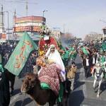 برای ملتی باید گریست که به جای برگزاری جشن مهرگان، به استقبال از کاروان حضرت معصومه می رود