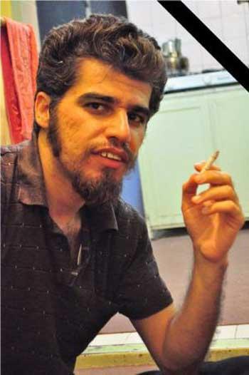 در فرتور جاوید نام، صانع ژاله را مشاهده می کنیم که در روز بیست و پنجم بهمن ماه، این دلاور کرد میهن دوست، به دست مزدوران حکومت اسلامی کشته شد.