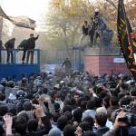 حمله به سفارت انگلیس، لکه ننگ دیگری بر دامن هر ایرانی، و ثبت در تاریخ کشورهای دیگر جهان