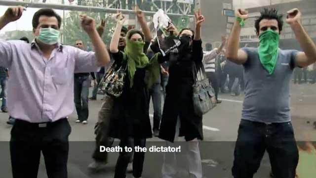این تظاهرات آرام مردم است ولی آیا به جایی رسیده است؟. رژیم کشتارگر که با منطق نیست تا بتوان با دوستی او را به وظایف خودش آگاه کرد.