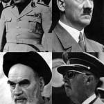 خمینی و هیتلر بر روی دو کفه ترازو – کدام یک سنگدل تر، ضد مردمی، و جنایت کار تر بود؟