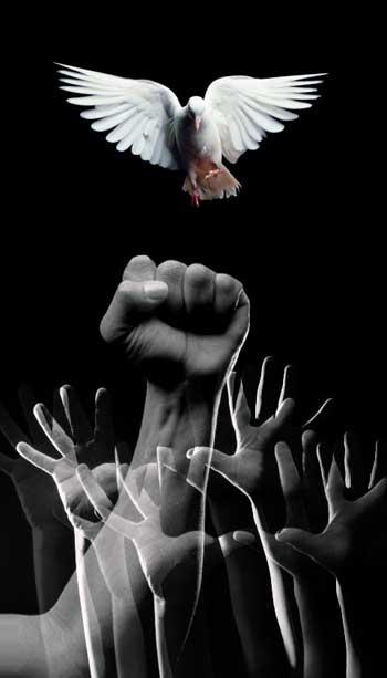 پس از ۱۵۰ سال مبارزه مردم ایران زمین برای رسیدن به آزادی و دموکراسی، امروز با وجود قشر روشنفکر جوان و پویای با سواد و آزادی خواه، ایران بیش از هر زمان دیگر به آزادی نزدیک شده است.