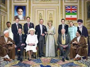 این گویای یک حقیقتی است از این که آخوندها از زمان صفویه تا کنون پرورش یافته دربار انگلیس بوده، و به خواست آنان بر شاه، و دربار، و اوضاع سیاسی ایران حکمفرمایی داشته اند