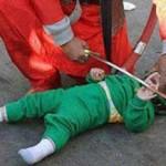 باور به خرافات و اعتقاد به حسین ابن علی، جان نوزادی بیگناه را به خطر انداخت
