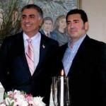 شادروان، شاهزاده علی رضا با برادر خود شاهزاده رضا پهلوی