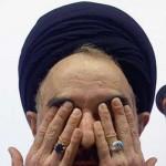سید محمد خاتمی، روباه مکاری که آبرو را خورده و حیا را قی کرده؛ این جمله عنوان مقاله ۹ ماه پیش ما بود. آن زمان آقایان سبزاللهی ما را به باد دشنام و تهدید گرفتند، امروز پس از ۹ ماه ملت ایران به جمله ای که ما پیشتر گفتیم، باور قلبی دارند. اصلاح طلبان حالا جه دفاعی می توانند از خودشان بکنند؟