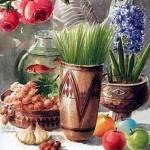 فرا رسیذن نوروز باستانی را پیشاپیش خدمت تمامی هم میهنان گرانقدر شادباش گفته و برای یکایک شما گرامیان، سالی خوش و لبریز از پیروزی و بهروزی را آرزومندیم. امید است که امسال سال نیکویی برای مردمان دردمند ایران زمین باشد.