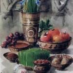 جشن نوروز و سفره هفت سین از سنت های کهن ایرانی و مربوط به فرهنگ غنی ایرانیان هستند و کمترین سنخیتی با فرهنگ بیگانه اعراب و کتاب سخیف شان « تازینامه» ندارند. قرآن اعراب کمترین جایگاهی در سفره هفت سین ما نداشته و قرار دادن قرآن در سفره و دعای عربی خواندن، توهین به هویت ملی ایرانیان است.