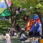 باری دیگر برگزاری مراسم ۱۳ نوروز، جشن سبزه و گل، در زندان بزرگ آخوندهای بیگانه
