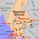 اشک تمساح روضه خوان مشهدی برای مسلمانان میانمار