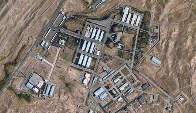 فرتور سایت اتمی پارچین را نشان می دهد که به احتمال زیاد فعالیت های غیر قانونی و بر خلاق قوانین آژانس هسته ای، به قیمت جان میلیون ها ایرانی تمام خواهد شد.