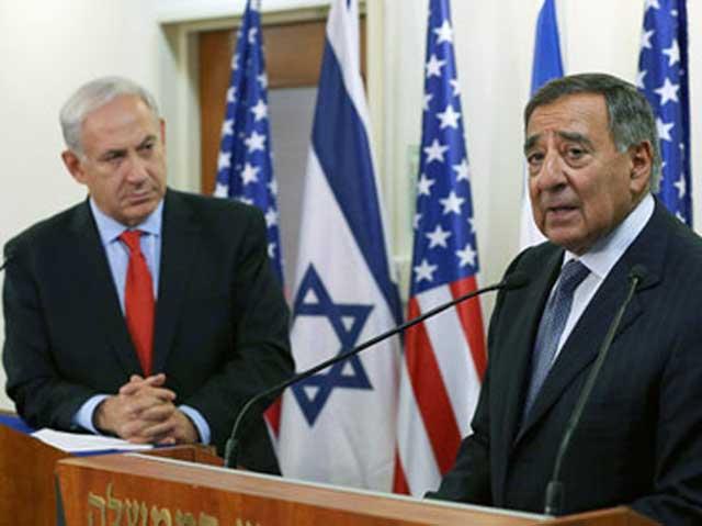 بنجامین نتانیاهو نخست وزیر اسرائیل در نشست با وزیر دفاع آمریکا  جز کلاف سردرگم ایران و  طبل جنگ چه گفتگوی دیگر نمی توانند داشته باشند؟.