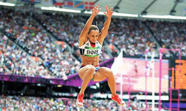 ژسیکا انیس فرزند یک جاماایکایی که تا کنون با دریافت چندین مدال طلا، نقره، و برنز برای کشور انگلیس افتخار آفریده است