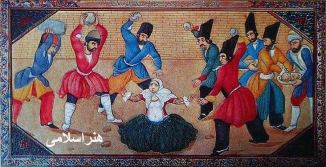 اینست آنچه از اسلام در درازای ۱۴۰۰ سال در کشور ما پیاده شده است. آیا از بیابان گردان عربستان و آموش های آنان در این ۱۴ سده، هنر دیگری هم دیده شده تا به عنوان هنر اسلامی شناسانده شود؟!.