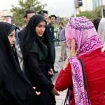 هزاران درود و ستایش باد بر بانوان دلاور و غیرتمند، در چالش با رژیم زن ستیز