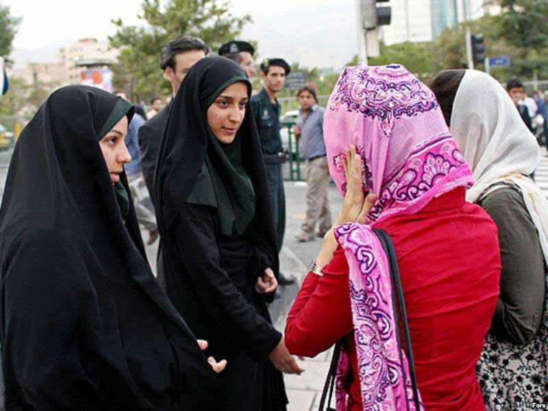 religious-police-in-iran-arrest-iranian-women-for-not-wearing-correct-islamic-dress